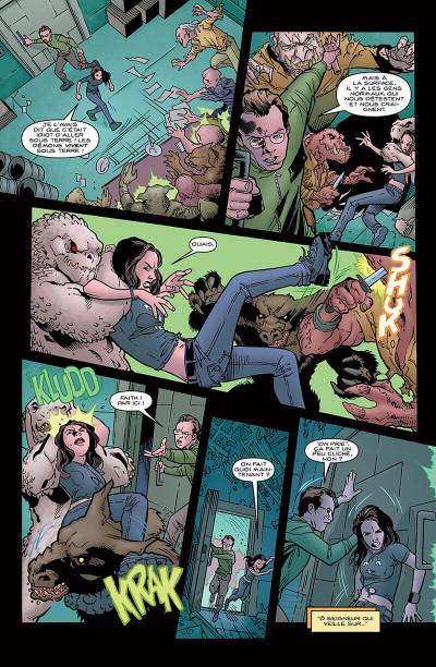 Page 0 Buffy contre les vampires - saison 8 tome 6