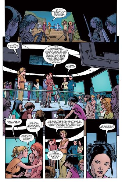 Page 8 Buffy contre les vampires - saison 8 tome 6