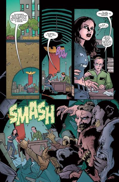 Page 9 Buffy contre les vampires - saison 8 tome 6