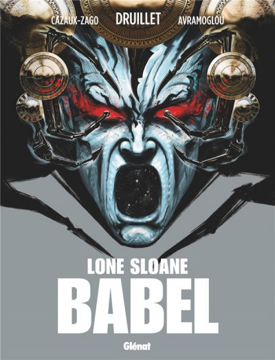 Couverture Lone Sloane - Babel