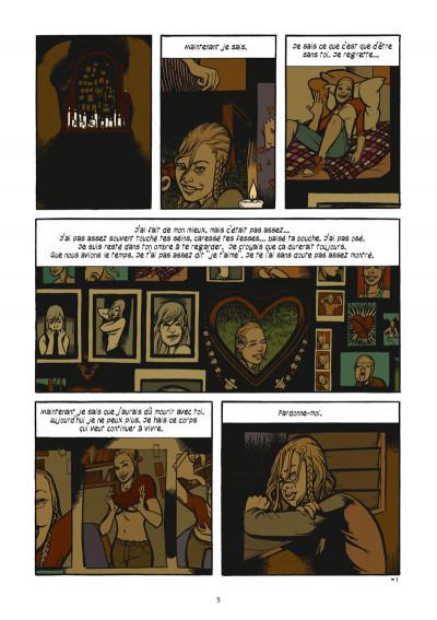Page 1 e dans l'eau