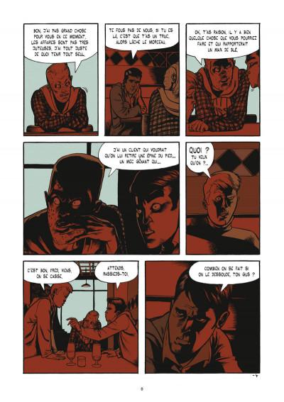 Page 4 e dans l'eau