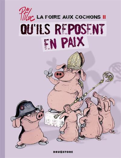 image de La foire aux cochons tome 2 - qu'ils reposent en paix