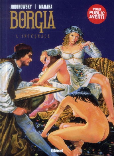 image de Borgia - intégrale
