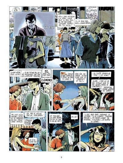 Page 3 les errances de julius antoine - intégrale tome 1 à tome 3