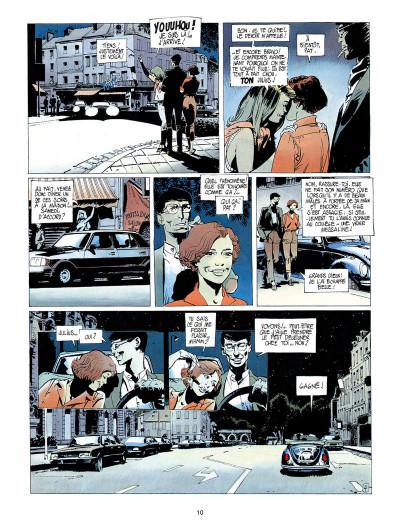 Page 4 les errances de julius antoine - intégrale tome 1 à tome 3