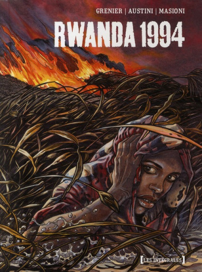 Couverture rwanda 1994