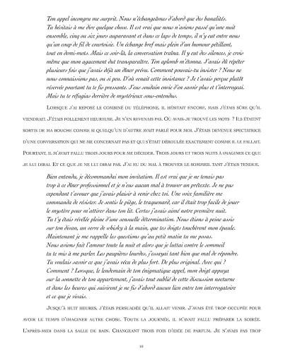Page 4 la correction ; ou la confusion des sens