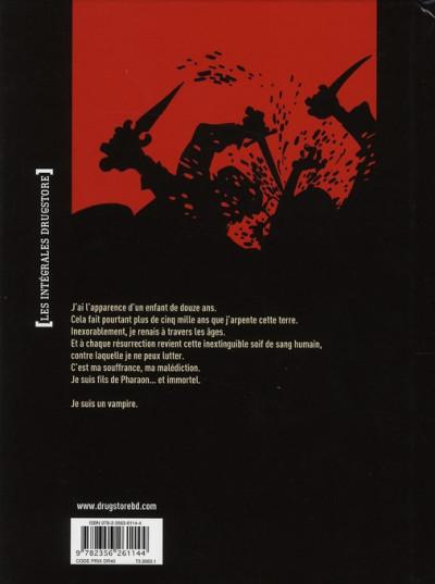 Dos je suis un vampire - intégrale tome 1