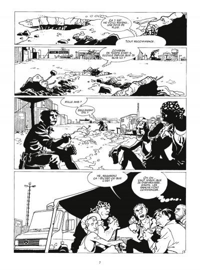 Page 3 je suis un vampire - intégrale tome 1