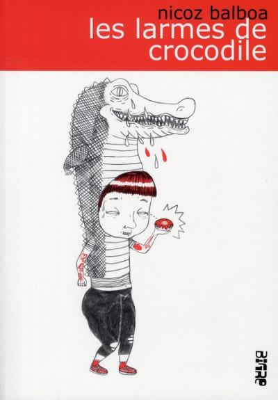 Couverture les larmes de crocodile