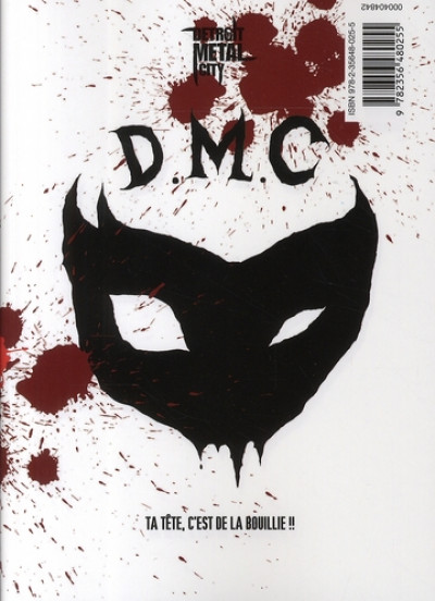 Dos detroit metal city tome 2