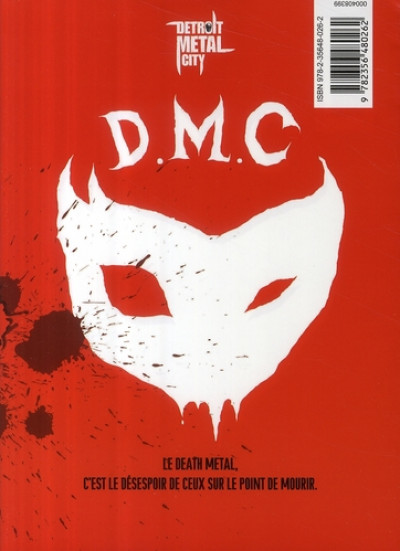 Dos detroit metal city tome 3
