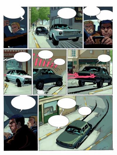 Page 1 le temps des cités tome 1 - les misérables