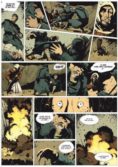 Page 1 l'or et le sang tome 1 - l'appel du large