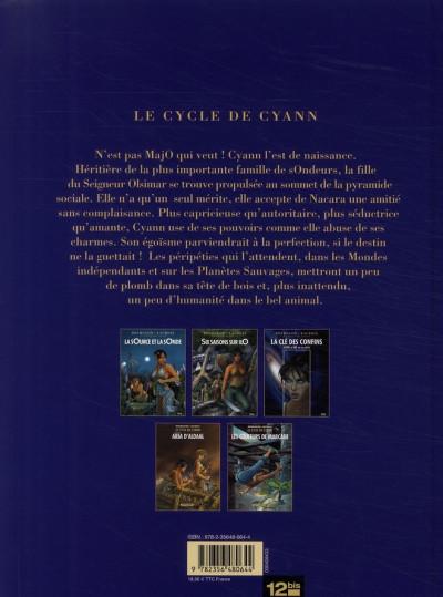 Dos le cycle de cyann tome 2 - six saisons sur ilo