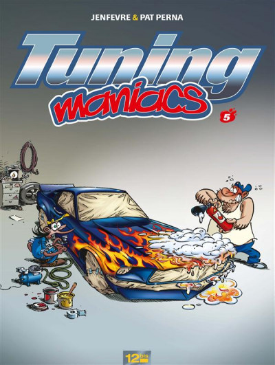 image de tuning maniacs tome 5
