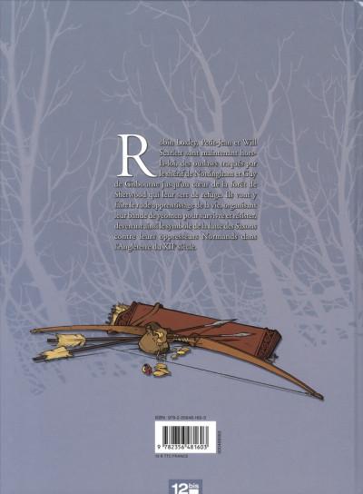 Dos Robin tome 2 - outlaws