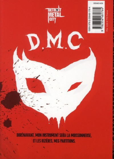 Dos detroit metal city tome 9