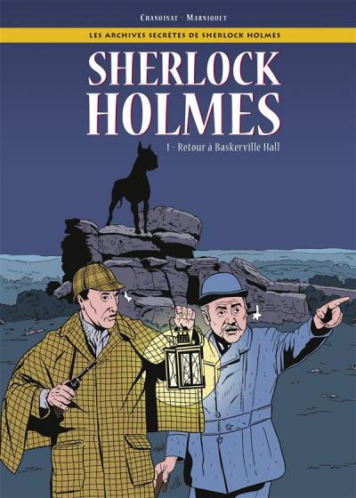 image de les archives secrètes de Sherlock Holmes tome 1 - retour à Baskerville Hall