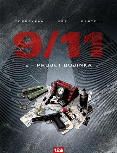 image de 9/11 tome 2 - projet Bojinka