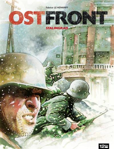 Couverture ostfront tome 1 - Stalingrad