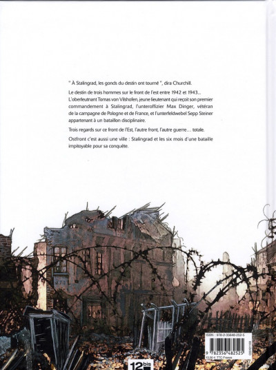 Dos ostfront tome 1 - Stalingrad