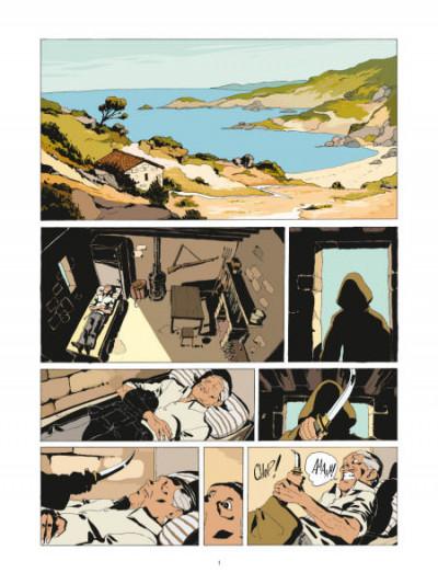 Page 1 l'or et le sang tome 3 - les princes de djebel