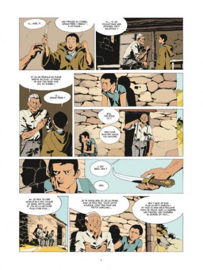 Page 2 l'or et le sang tome 3 - les princes de djebel