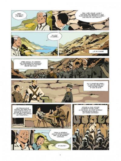 Page 3 l'or et le sang tome 3 - les princes de djebel