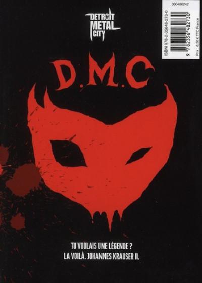 Dos detroit metal city tome 10
