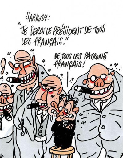 Page 1 5 ans sous Sarkozy - Nuit gravement à la santé