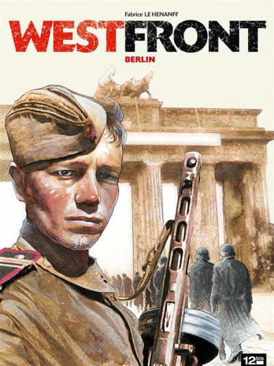 Couverture westfront ; Berlin