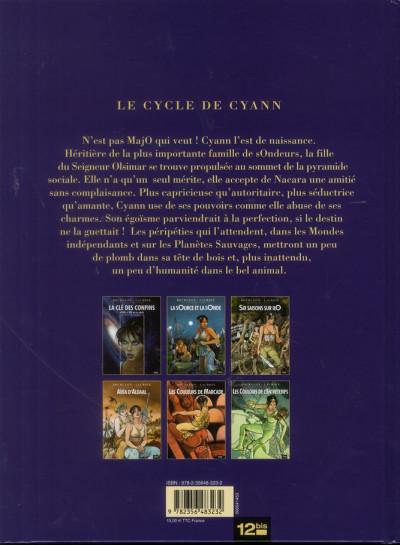 Dos le cycle de Cyann tome 5 - les couloirs de l'entretemps