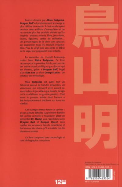 Dos Akira Toriyama ; le dieu vivant du manga
