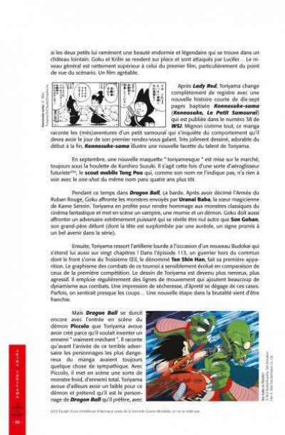 Page 3 Akira Toriyama ; le dieu vivant du manga