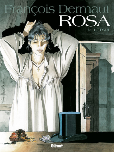 Couverture Rosa tome 1