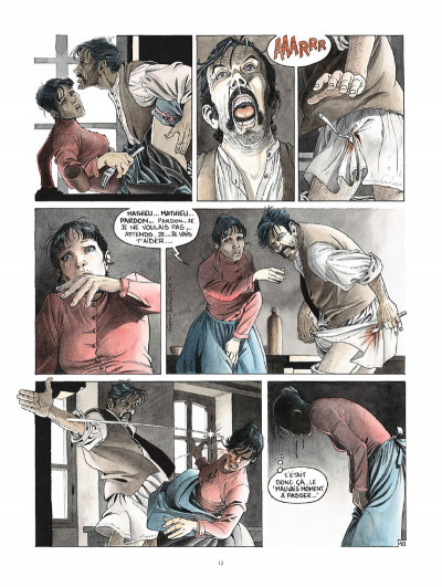 Page 2 Rosa tome 1
