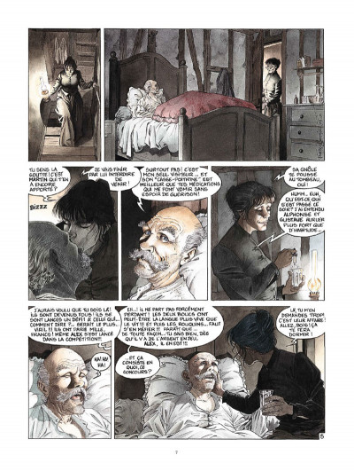 Page 7 Rosa tome 1