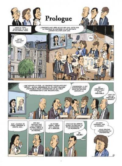 Page 1 la gauche bling-bling