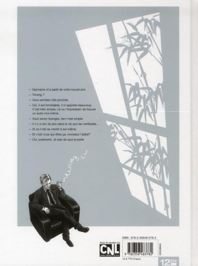 Dos Georges & Tchang ; une histoire d'amour au vingtième siècle