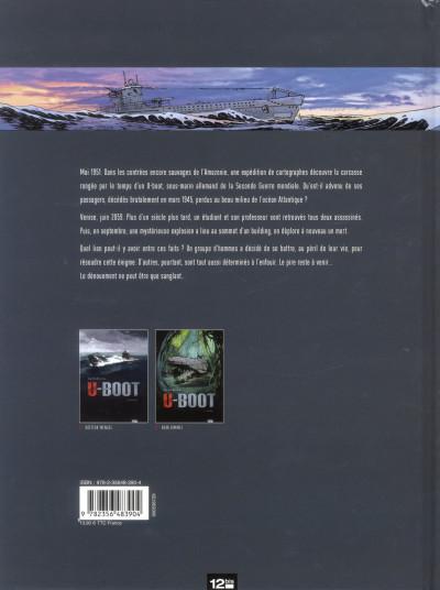 Dos U-Boot tome 3 - le secret de Peenemünde