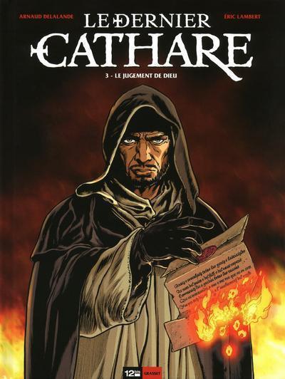 Couverture le dernier Cathare T.3 - le jugement de dieu