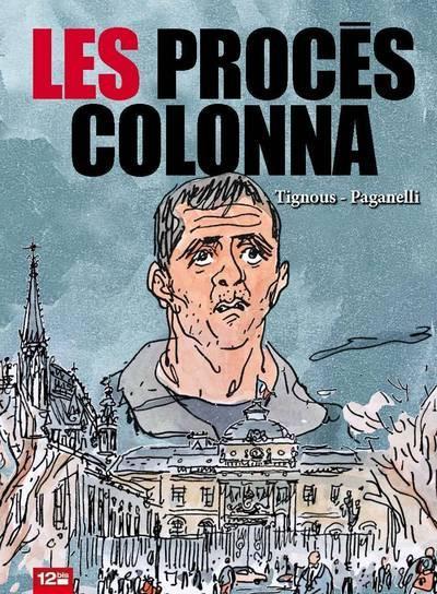 Couverture les procès Colonna
