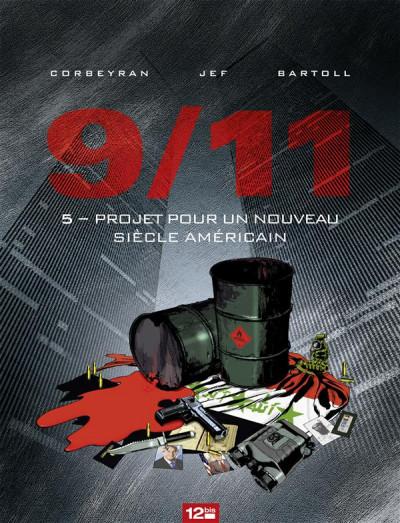image de 9/11 tome 5 - projet pour un nouveau siècle américain