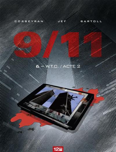 image de 9/11 tome 6 - W.T.C. acte 2