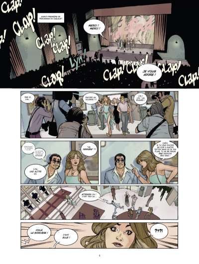 Page 2 red skin tome 1 - Welcome to America