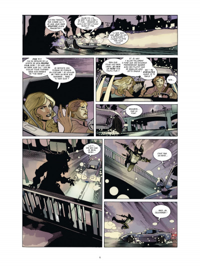 Page 4 red skin tome 1 - Welcome to America