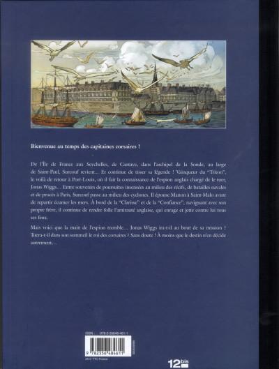 Dos Surcouf tome 2 - tirage de luxe