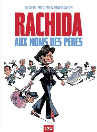 Couverture Rachida - Aux noms des pères